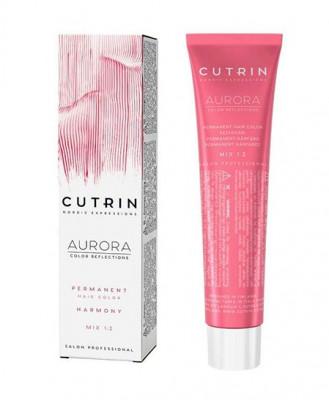 Крем-краска для волос CUTRIN AURORA 8.1 Светлый пепельный блондин 60 мл: фото