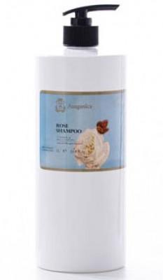 Шампунь для частого использования Роза Ausganica 1000 мл: фото