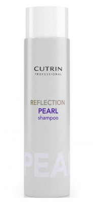 Шампунь для поддержания цвета CUTRIN REFLECTION COLOR CARE Перламутровый блеск 300мл: фото
