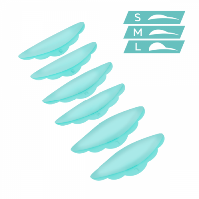 Набор валиков силиконовых SEXY ULTRA SOFT (3 размера): фото