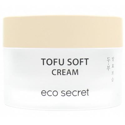 Крем для лица с Тофу Eco Secret Tofu Soft Cream 50 мл: фото