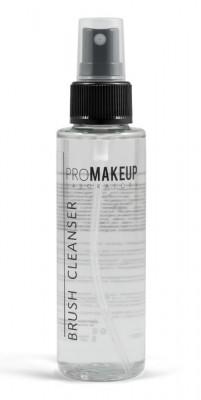Спрей-очиститель для косметических кистей PROMAKEUP laboratory BRUSH CLEANSER 100мл: фото