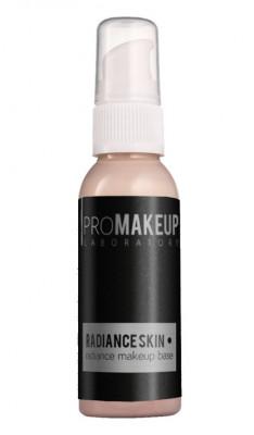 Сияющая основа под макияж PROMAKEUP laboratory RADIANCE SKIN тон01 rose gold 50мл: фото