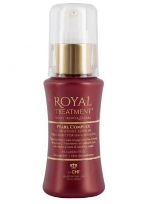 Гель для волос восстанавливающий Жемчужный комплекс Королевский Уход CHI Royal Treatment Pearl Complex 59 мл: фото