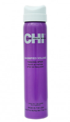 Мини-лак УСИЛЕННЫЙ ОБЪЁМ CHI Magnified Volume Finishing Spray 74мл: фото