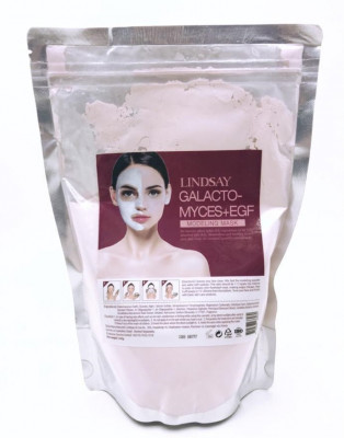 Альгинатная маска с галактомисисом Lindsay Galactomyces+EGF Modeling Mask 240г: фото