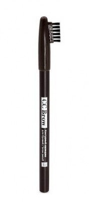 Контурный карандаш для бровей СС Brow brow pencil 03 dark brown: фото