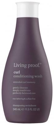 Кондиционер моющий для кудрявых волос LIVING PROOF Curl Conditioning Wash 340мл: фото
