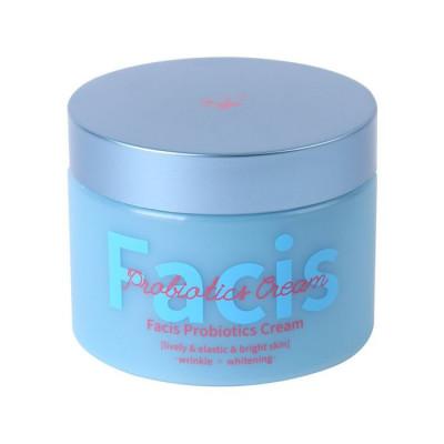 Крем для лица ОСВЕТЛЕНИЕ Facis All-In-One Pearl Whitening Cream 100мл: фото