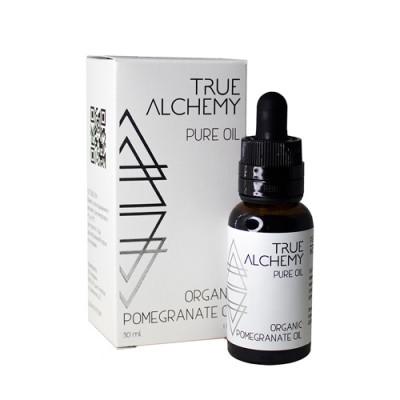 Сыворотка для лица True Alchemy Organic Pomegranate Oil 30мл: фото