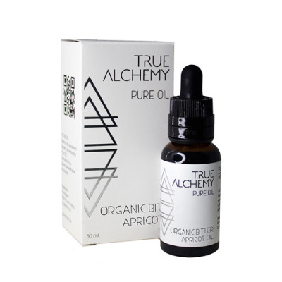 Сыворотка для лица True Alchemy Organic Bitter Apricot Oil 30мл: фото
