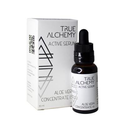 Сыворотка для лица True Alchemy Aloe Vera Concentrate 13:1 30мл: фото