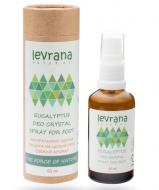 Натуральный дезодорант для ног Levrana