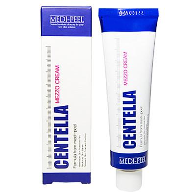 Крем для чувствительной кожи с центеллой Medi-Peel Centella mezzo cream 30мл: фото