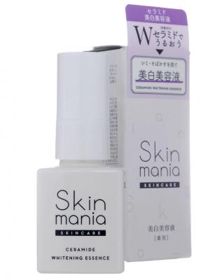 Эссенция с церамидами выравнивающая тон кожи Rosette Skin mania 40мл: фото