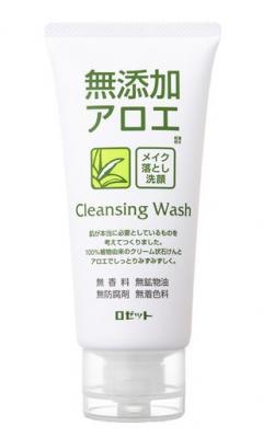 Пенка кремовая для умывания и снятия макияжа с экстрактом алоэ Rosette 120г: фото