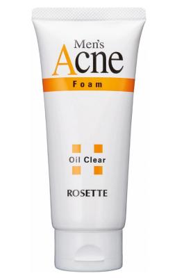 Пенка мужская для проблемной кожи с шиповником Rosette The men's foam for problematic skin 120г: фото