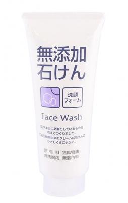 Пенка для умывания без искусственных добавок Rosette Face wash foam 140г: фото